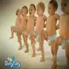 Baby dancing Kochari
