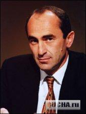 Роберт Седракович Кочарян - 2-ой президент Республики Армения