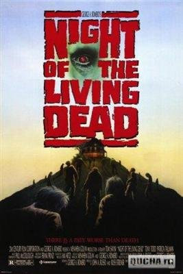 Ночь Живых Мертвецов (1990/DVDRip)